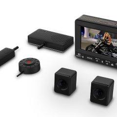 INNOVV K1 , grabación de video on board, constante.