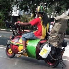 No hay moto mala, si hay motero con espíritu