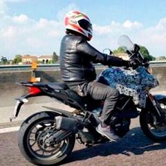 Fotos espía Ducati Multistrada 939