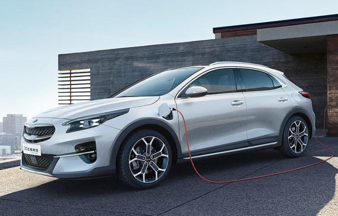Kia XCeed rechargeable hybrid
