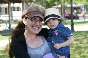 My daughter Kira and I, Summer 2016