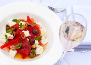 Quick & Easy Thirst-Quenching Watermelon & Feta Salad Recipe