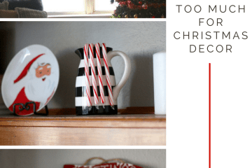 Four Reasons You Paid Too Much for Christmas Decor
