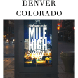 A Beginner's Guide to Denver Colorado