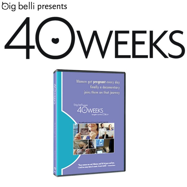 40 Weeks DVD