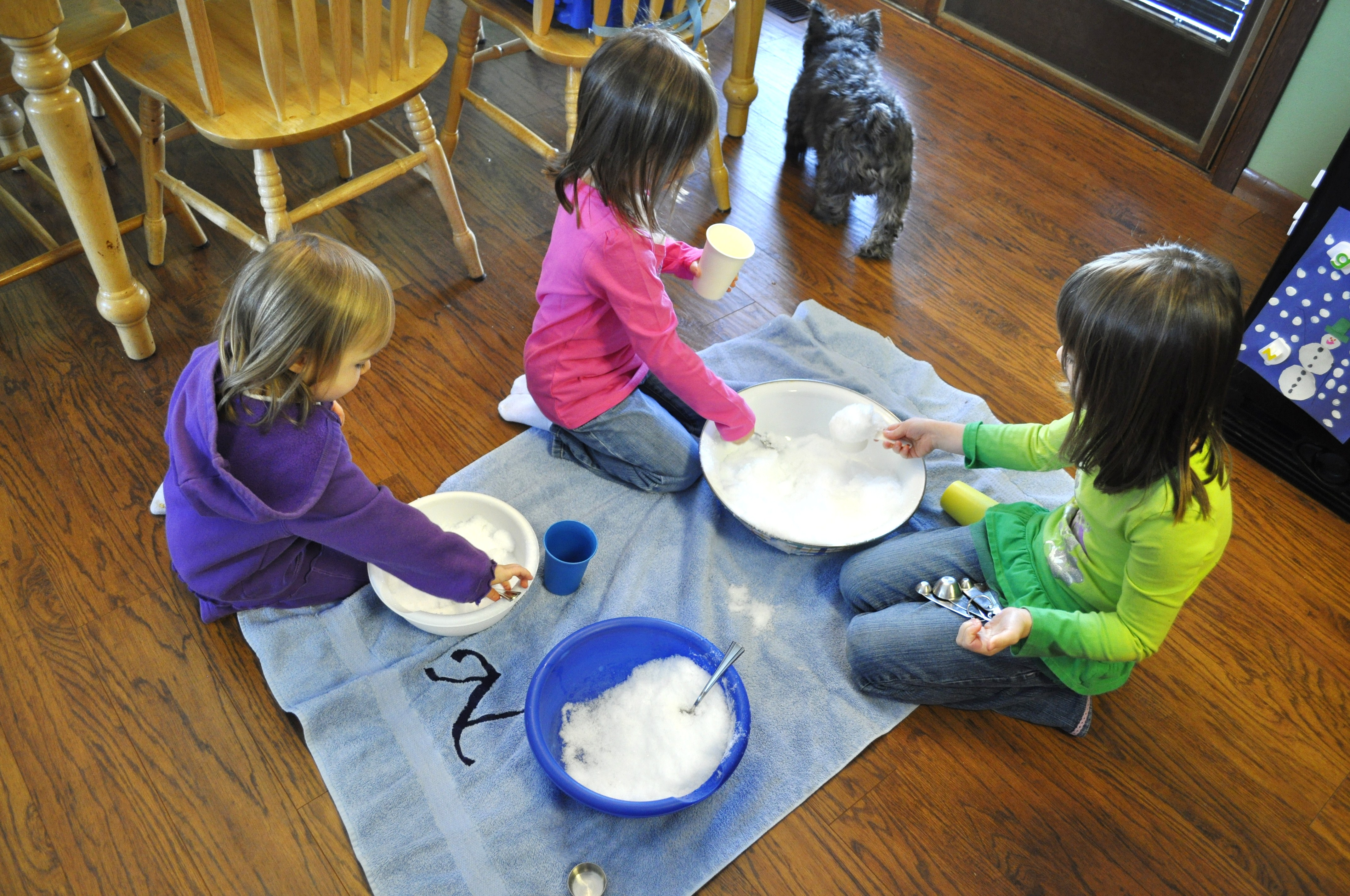 Inexpensive Snow Day Activities For Kids