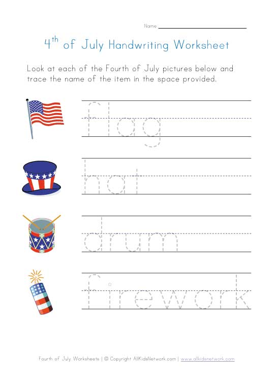 Free 4th Of July Printables For Kids Roundup Of 100
