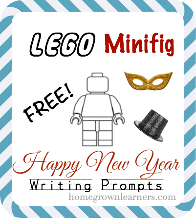 lego new year printable