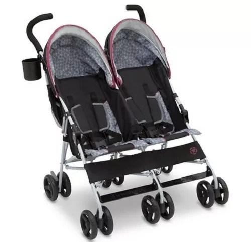 Combi Twin Sport 2 Side by Side Double Stroller