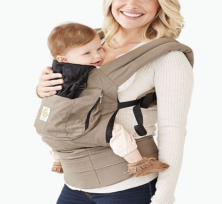 Use Baby Carrier