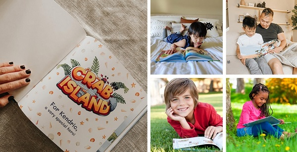 customized books for kids