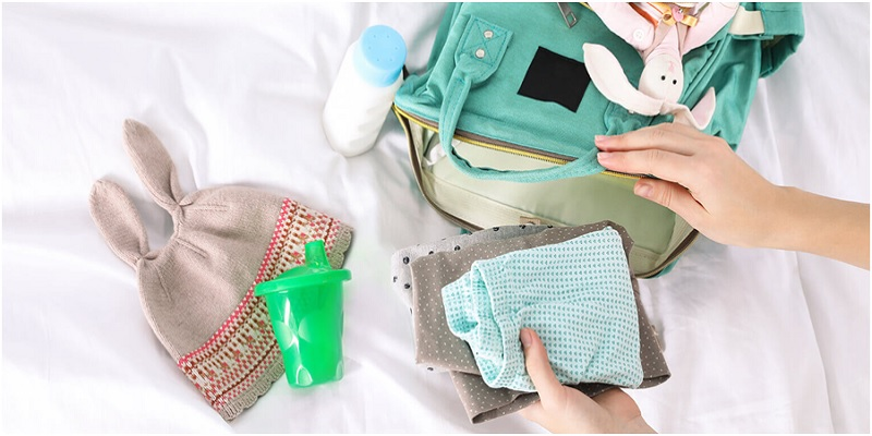 Stylish Diaper Bags To Store