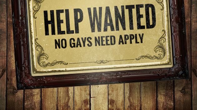 Image result for Gays need not apply