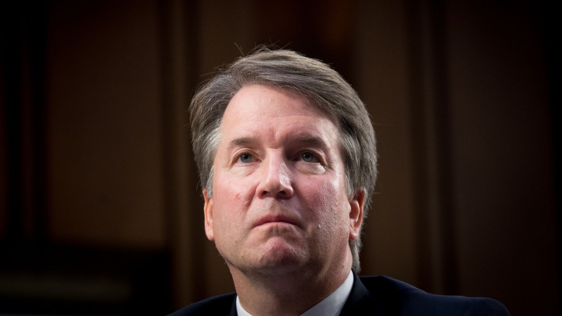 A Justice Kavanaugh Could Rule on Cases Where He Has a ...