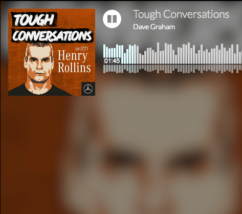 Business Podcasting with Henry Rollins