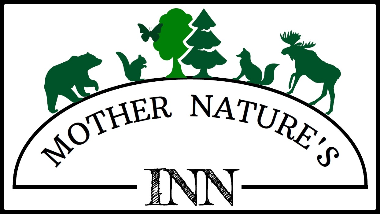 Mother Nature's Inn logo with black border