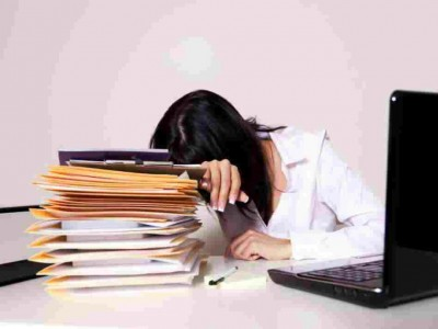 Stop feeling stressed at work with these tips