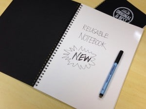 Magic Notebook - Magic Whiteboard