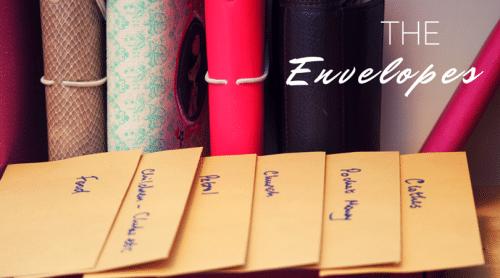 the envelopes