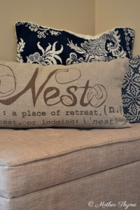 Organize Your Entryway | www.motherthyme.com