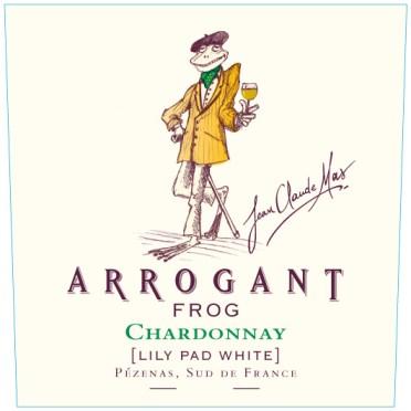 Chardonnay lily pad white jcm