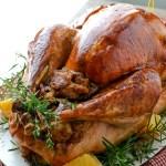 Simple Roast Turkey