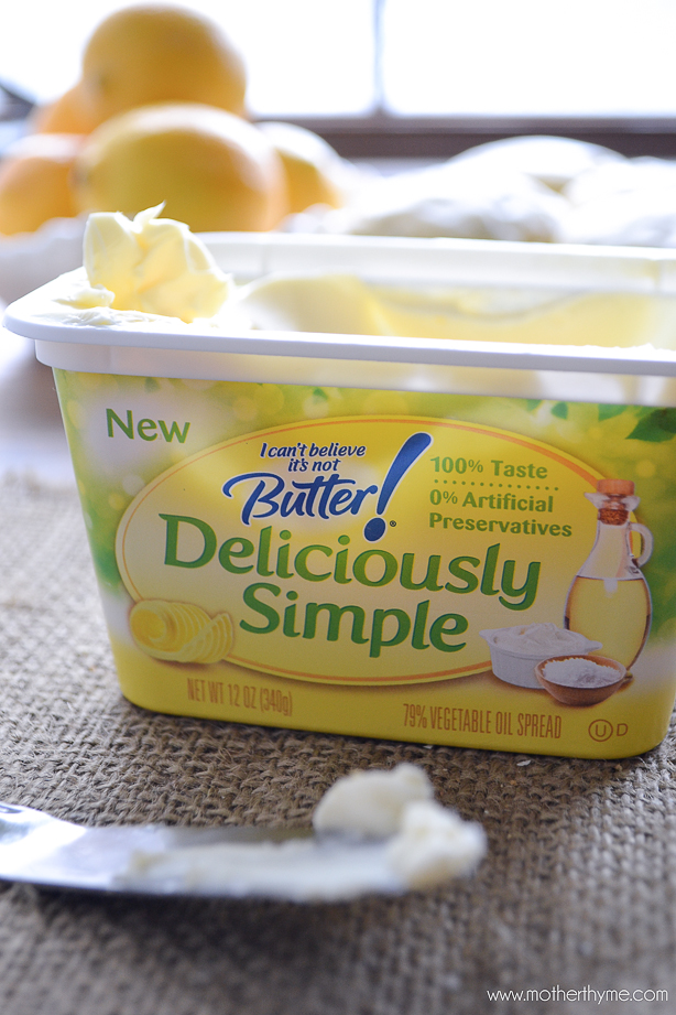 Meyer Lemon Poppy Seed Muffins   www.motherthyme.com