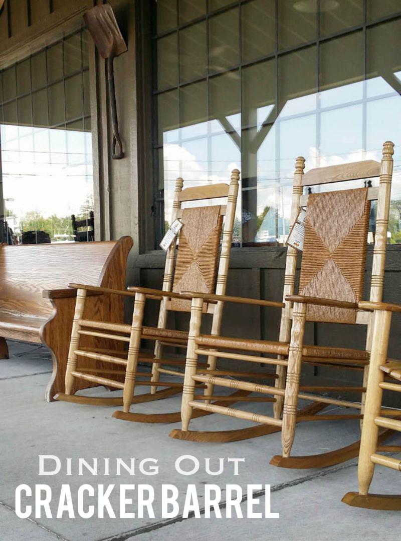 Dining Out: Cracker Barrel