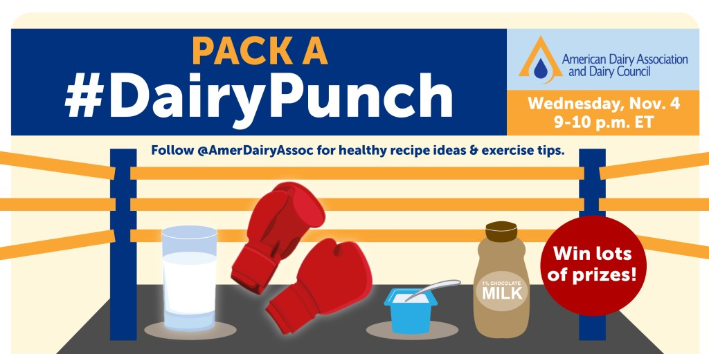 #DairyPunch - American Dairy Association Dairy Council