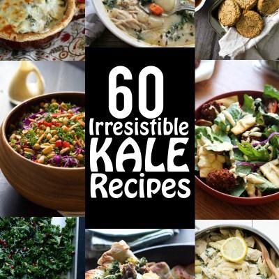 60 Irresistible Kale Recipes