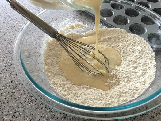 Blueberry Pancake Bites   www.motherthyme.com