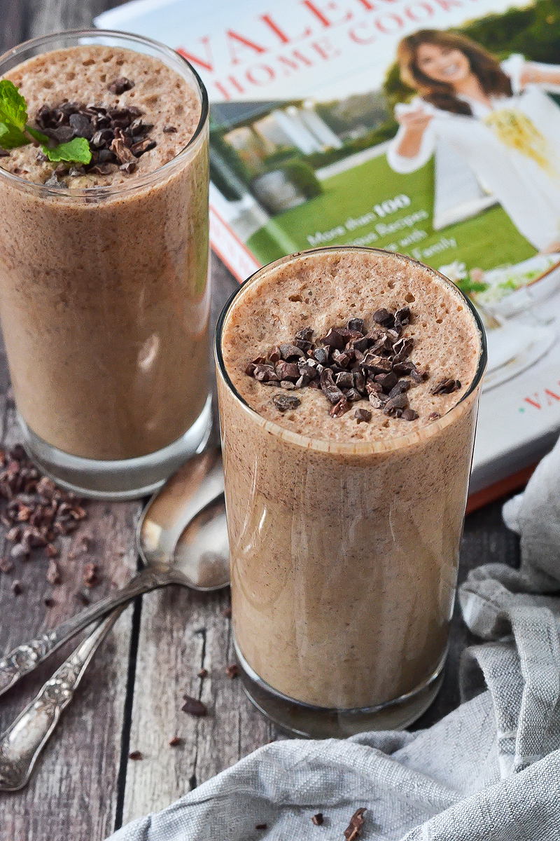 ALL IN ONE BREAKFAST SMOOTHIE
