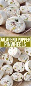 Jalapeño Popper Pinwheels