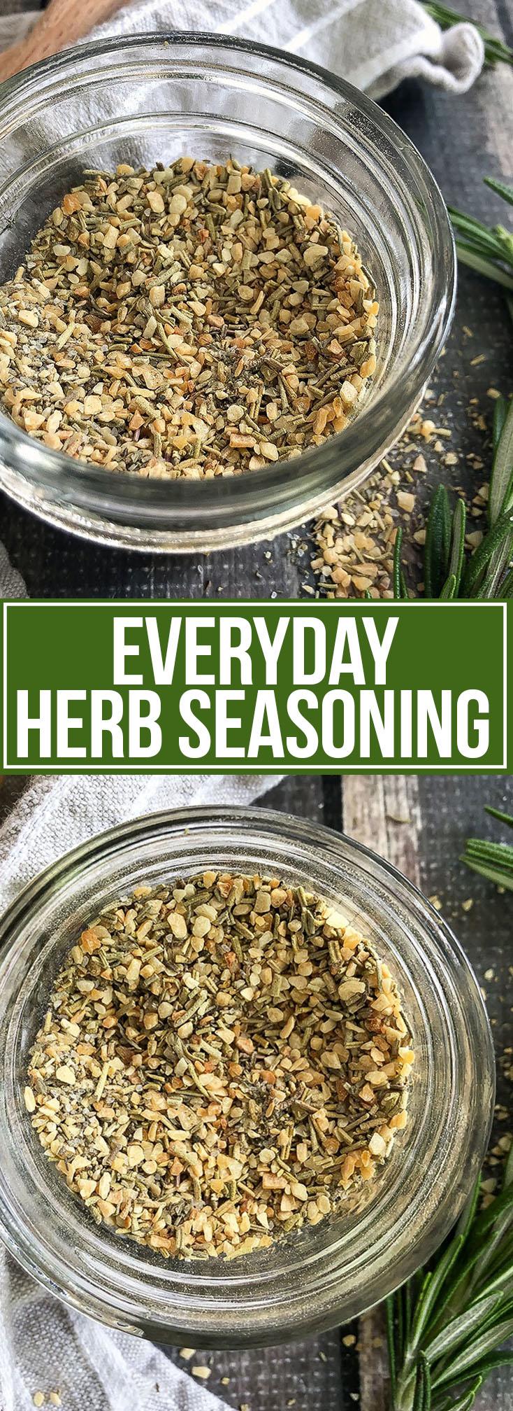 EVERYDAY HERB SEASONING