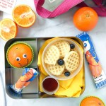WAFFLE DIPPERS BREAKFAST BOX