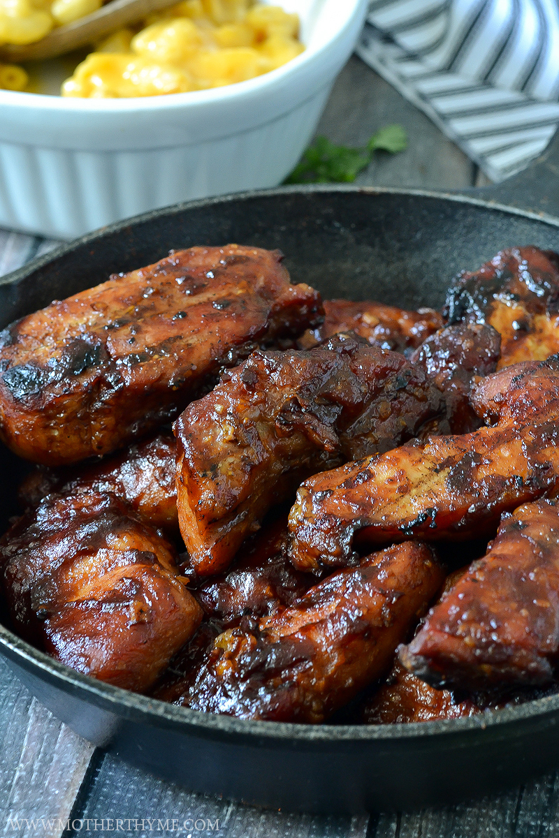 4 INGREDIENT COUNTRY STYLE RIBS