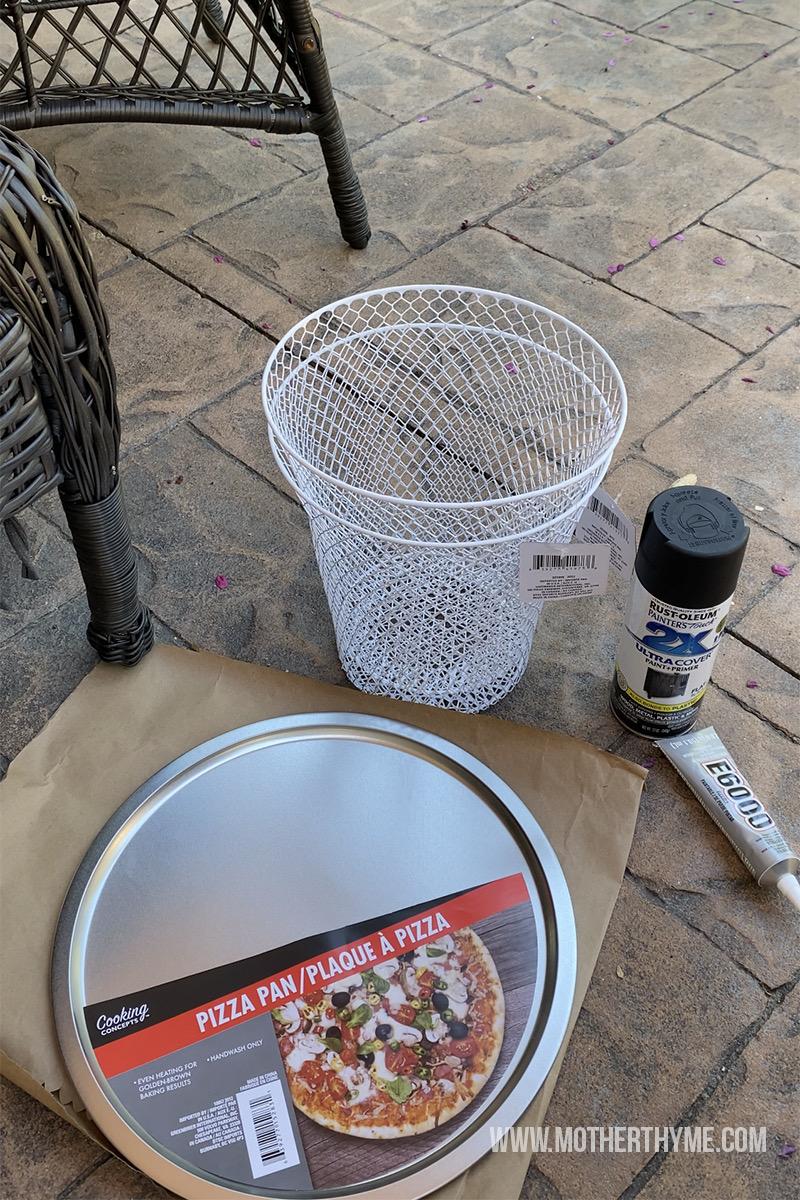 DIY DOLLAR TREE SIDE TABLE