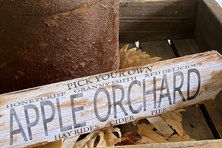 DIY DOLLAR TREE FALL ARROWS