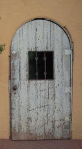 La Posada Door Robyn Beattie