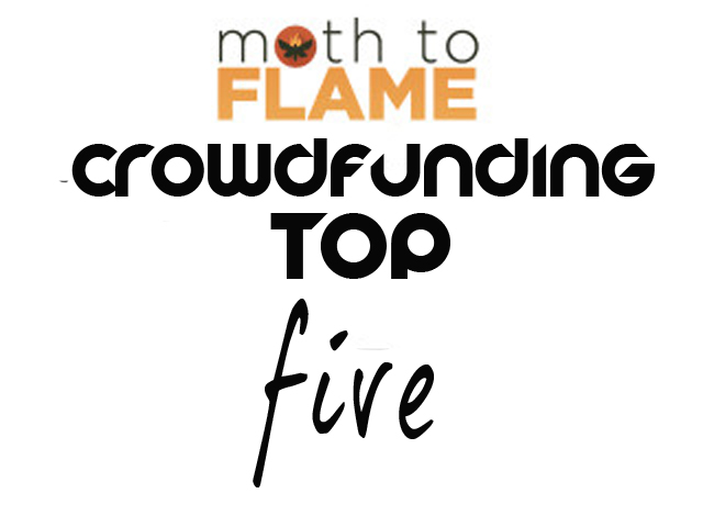 Top 5 crowdfunding campaign