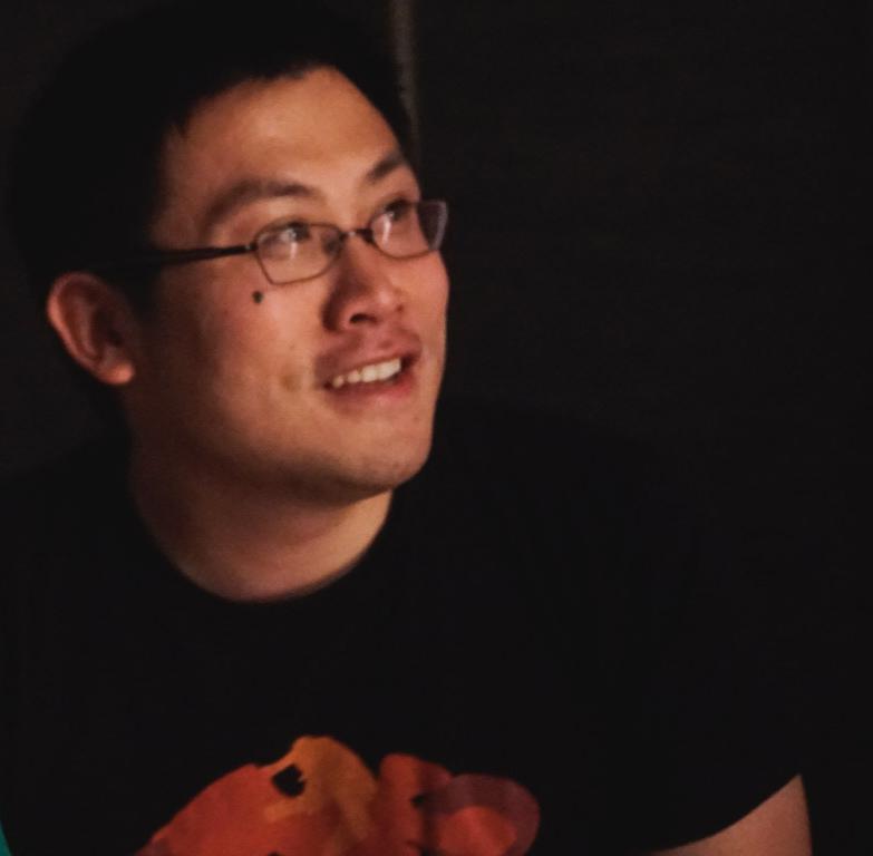 Austin short films writer Eric Hwang