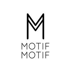 motif motif stacked logo