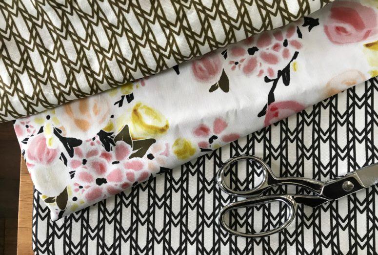 motif motif signature collection fabrics with scissors