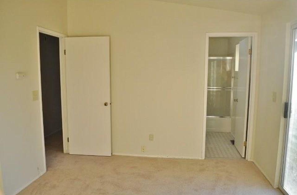 before house tour master bedroom white walls cream carpet