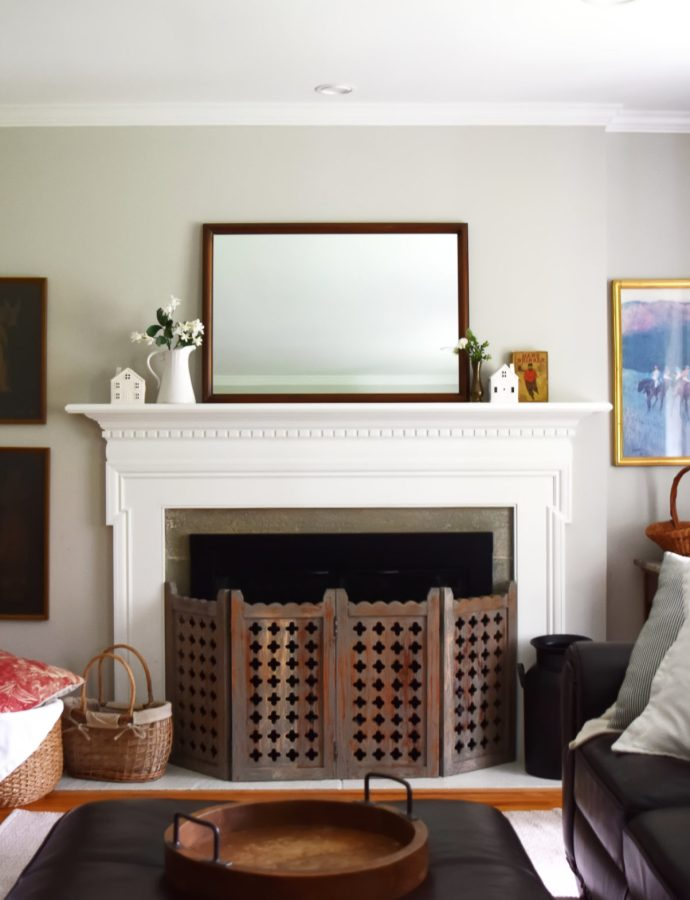 How To Shop Your House & Use What You Have to Decorate A Room