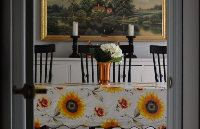 Beautiful Grandmillenial Vinyl Tablecloth Picks for Easy Cleanup