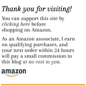 amazon associate affiliate link notice banner
