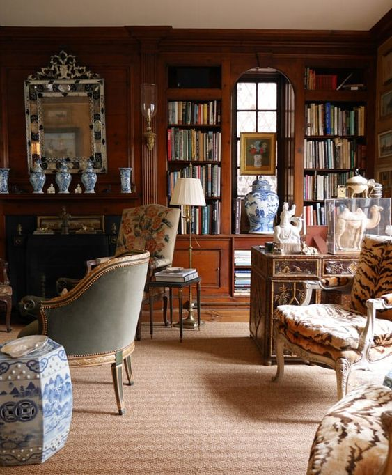 One Room Challenge Week 4: Neoclassical Leanings and Oodles of Inspiration