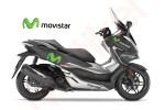 Honda Forza Motosiklet Movistar Set Aksesuar Modeli 1