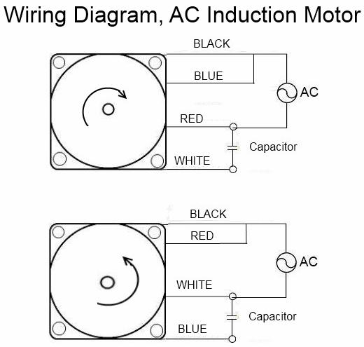diagram clarke single phase induction motor wiring diagram